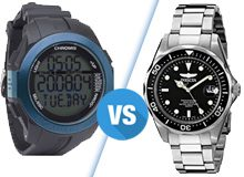 Dive Watches vs. Dive Computers
