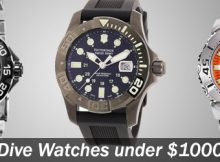 Best Dive Watches under 1000